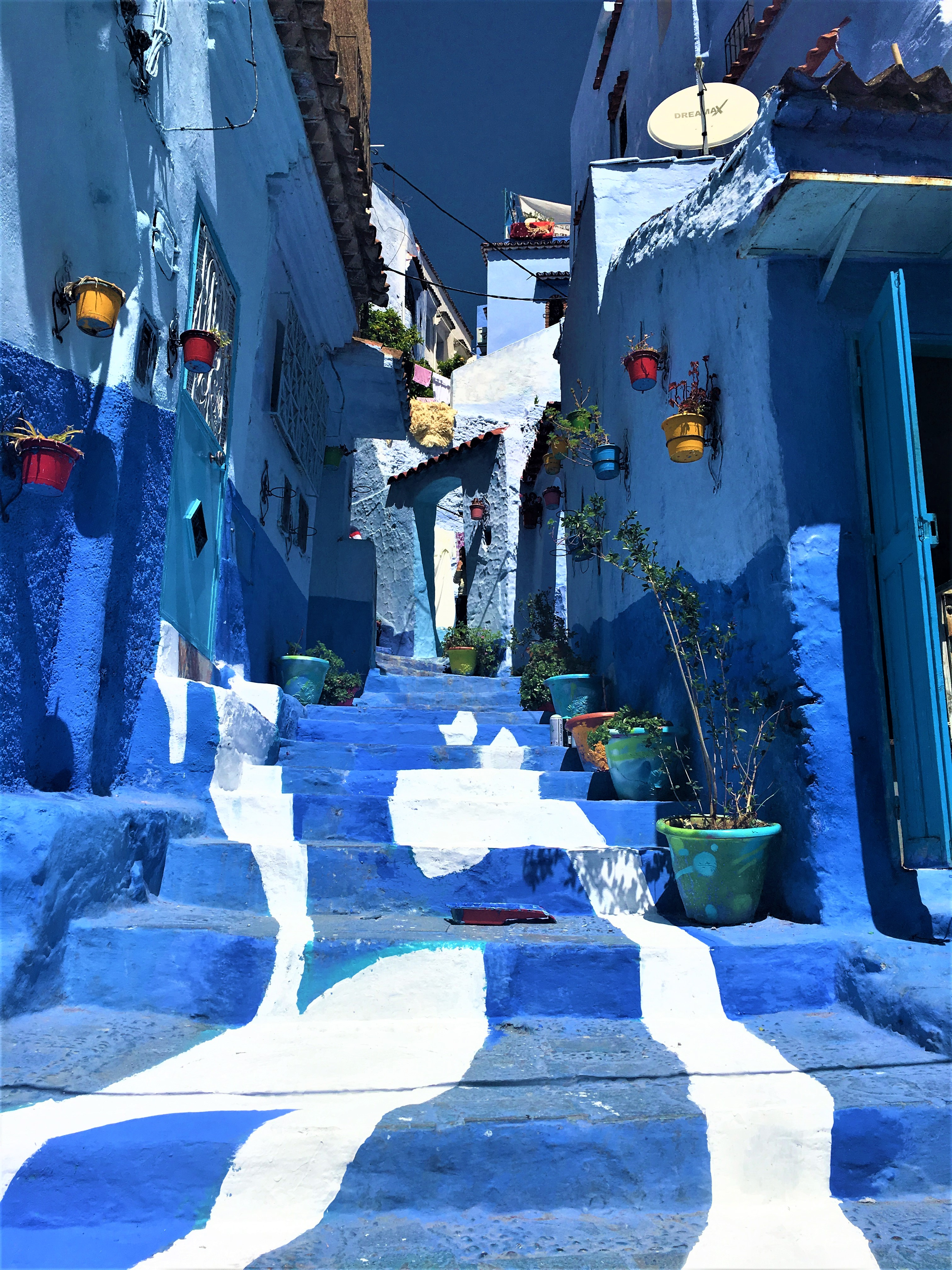 CHEFCHAOUEN IN MOROCCO - Lucy Williams Global