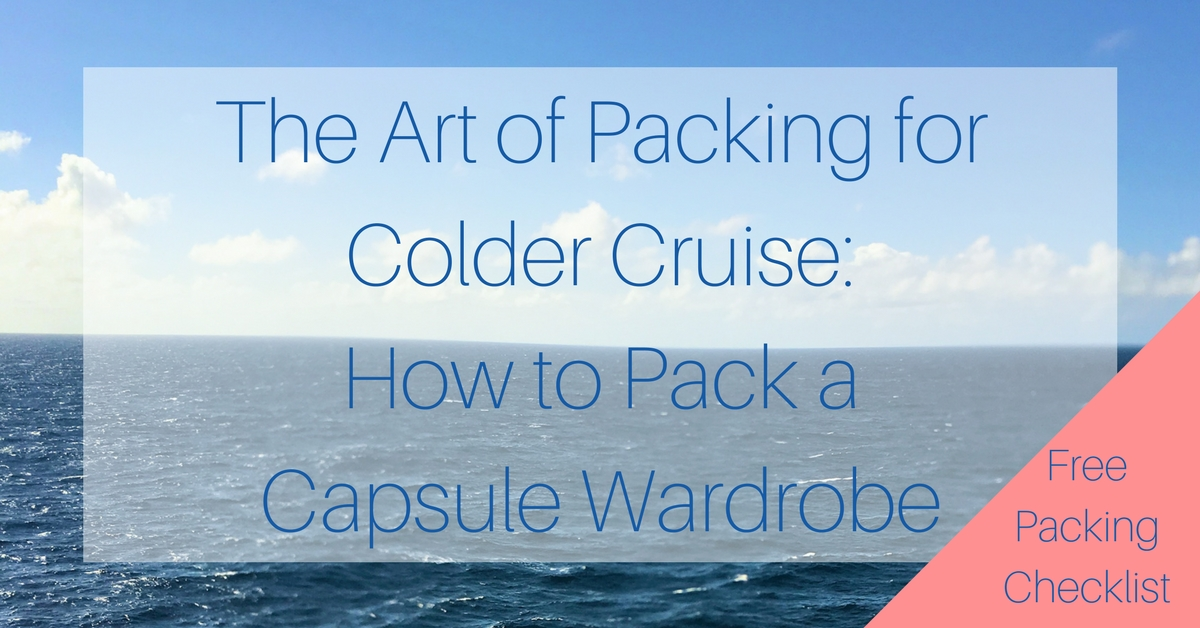 Baltic cruise packing guide