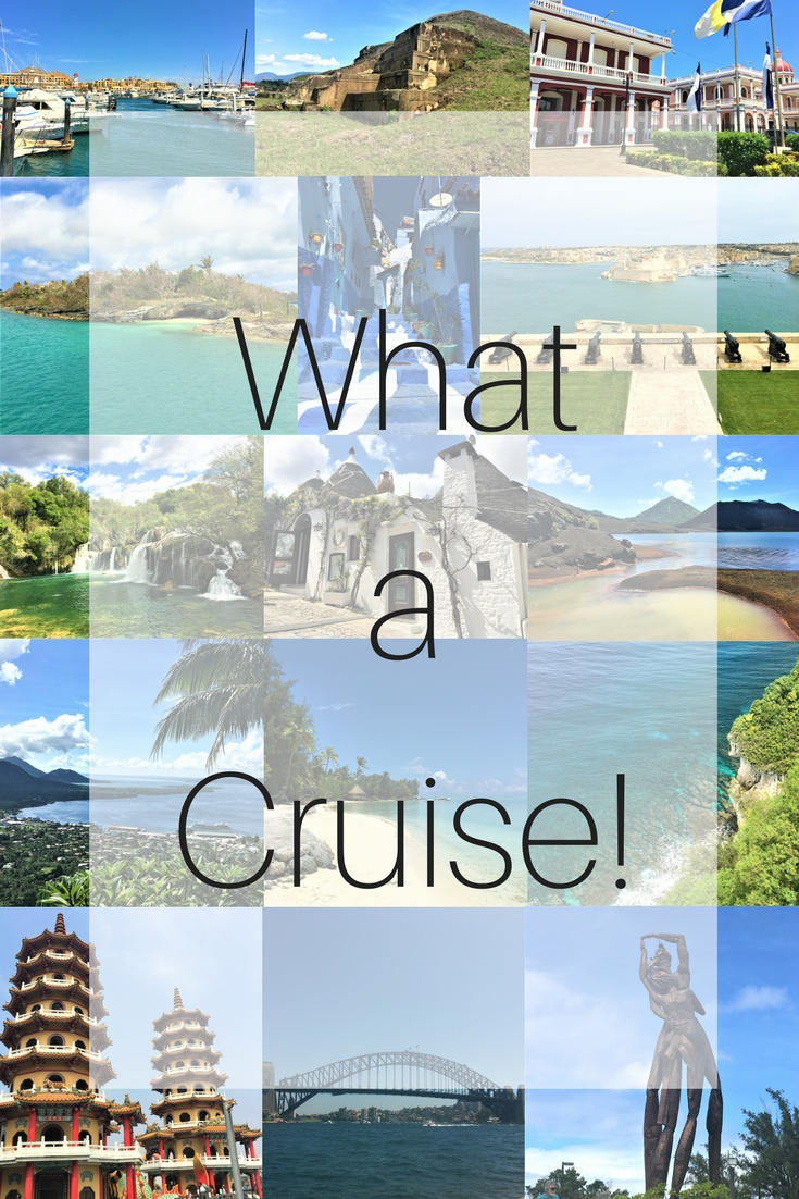 What a Cruise!