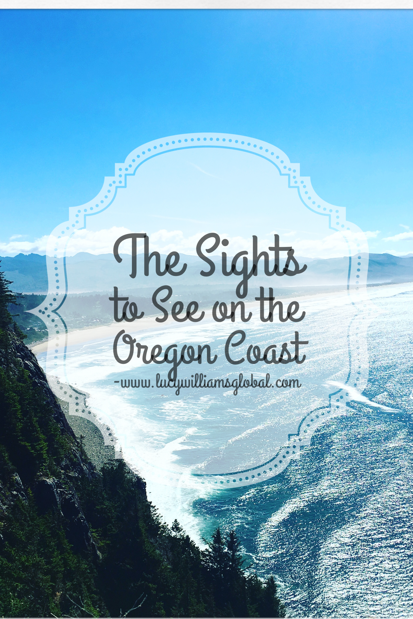 The Sights to See on the Oregon Coast