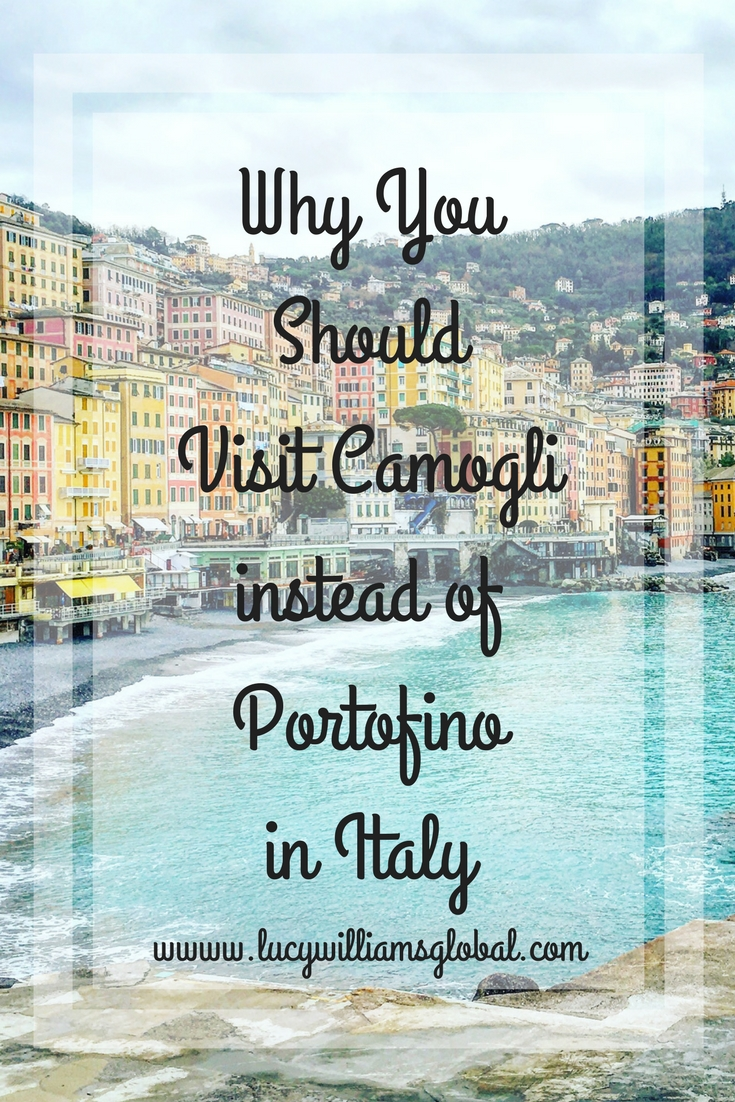Why You Should Visit Camogli instead of Portofino in Italy