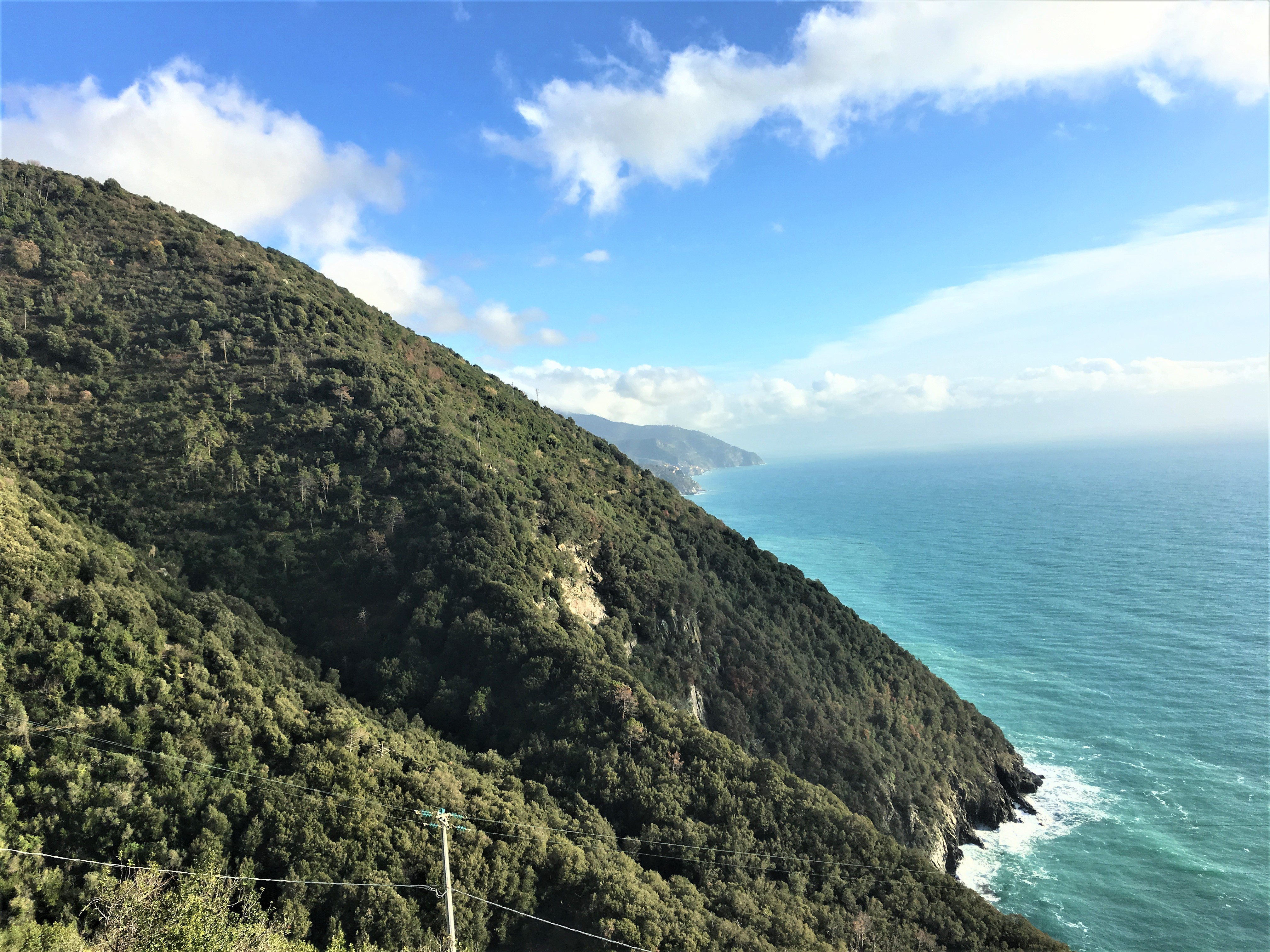 What is Monterosso in Cinque Terre Italy like in Winter - Lucy Williams Global