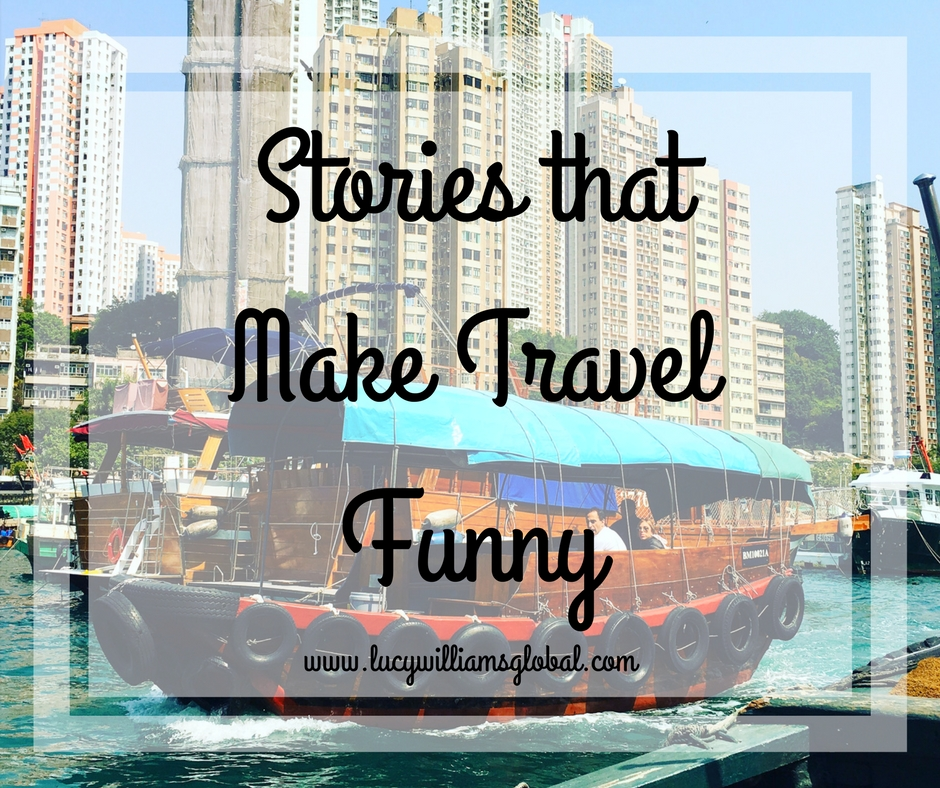 Stories that Make Travel Funny