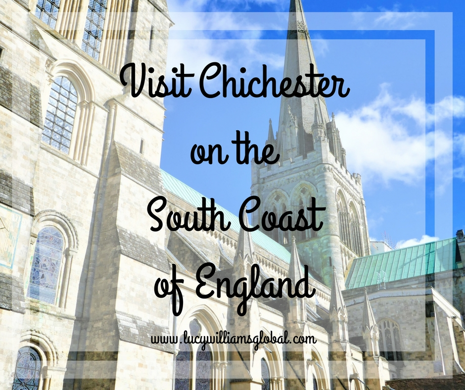 Visit Chichester on the South Coast of England