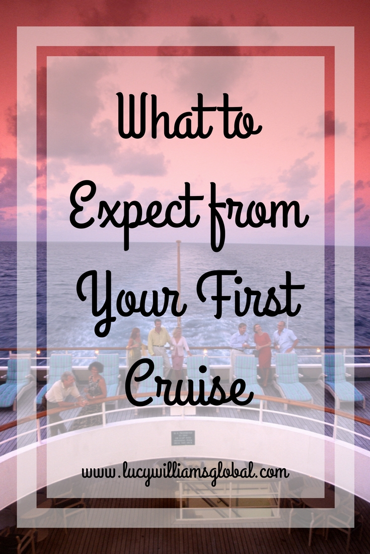 What to Expect from Your First Cruise