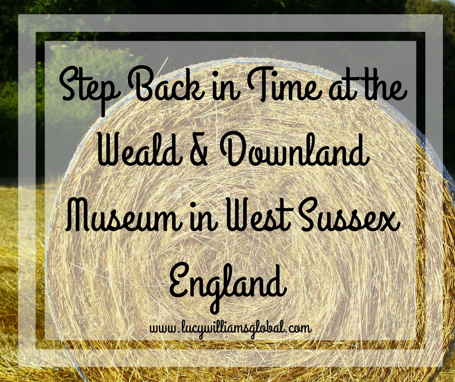 Step Back in Time at the Weald & Downland Museum in West Sussex England