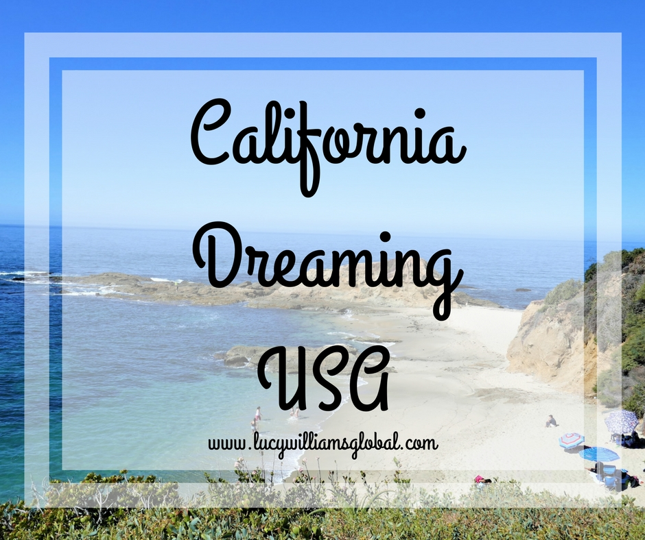 California Dreaming in the USA