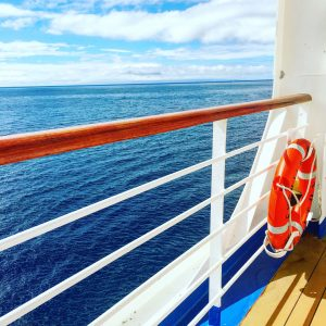 Crusie Ship Deck - Lucy Williams Global