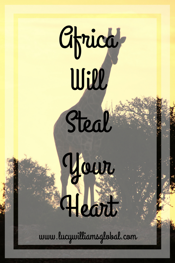 Africa Will Steal Your Heart